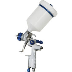Blackridge Gravity Feed Spray Gun LVMP Pro - 600mL, , scanz_hi-res