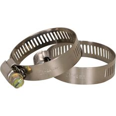 Calibre Hose Clamps - 21-44mm, 2 Pieces, , scanz_hi-res