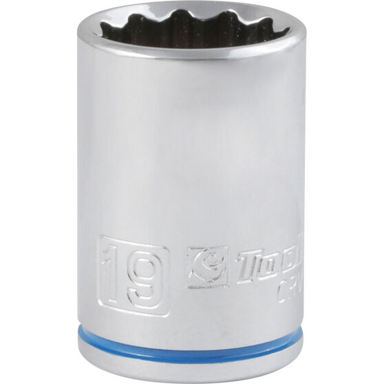 "ToolPRO Single Socket - 1/2"" Drive, 19mm, , scanz_hi-res"