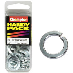 Champion Spring Washers - 3 / 8inch, BH330, Handy Pack, , scanz_hi-res