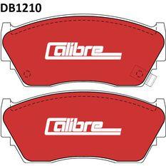 Calibre Disc Brake Pads - DB1210CAL, , scanz_hi-res