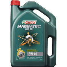 Castrol MAGNATEC Diesel Engine Oil - 15W-40, 5 Litre, , scanz_hi-res