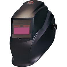 SCA Welding Fixed Auto Shade Helmet - Shade 11, Black, , scanz_hi-res