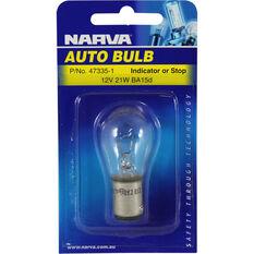 Bulb - 12V, 21W, BA15d, , scanz_hi-res
