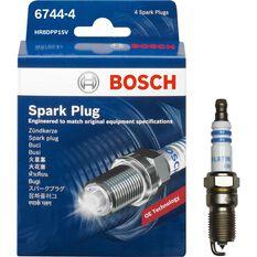 Bosch Spark Plug 6744-4 4 Pack, , scanz_hi-res