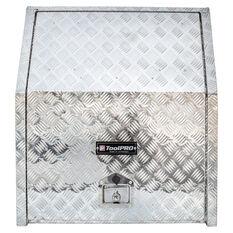 ToolPRO Highside Tool Box - Modular, Aluminium, Checker Plate, , scanz_hi-res