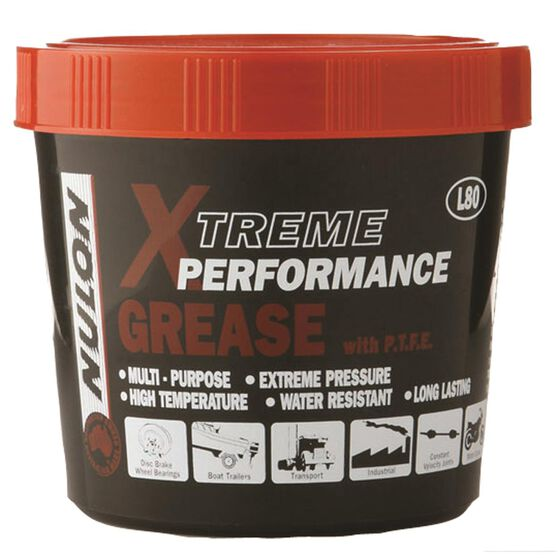 Nulon Extreme Performance L80 Grease Tub - 450g, , scanz_hi-res