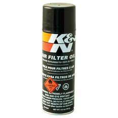 K&N Air Filter Oil 99-0504 192mL, , scanz_hi-res