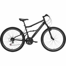 Ridgeback 27.5 Dual Suspension Mountain Bike, , scanz_hi-res