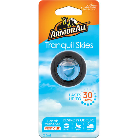 Armor All Vent Air Freshener - Tranquil Skies, 2.5mL, , scanz_hi-res