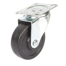 SCA Caster Wheel - 75 x 25mm, Plastic, Swivel, , scanz_hi-res