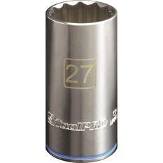 """ToolPRO Single Socket Deep 1/2"""" Drive 27mm, , scanz_hi-res"""