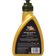 Gulf Western Marine Gear Oil Full Synthetic 75W-90 1 Litre, , scanz_hi-res