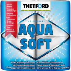 Thetford Toilet Paper - Dissolving, 4 Pack, , scanz_hi-res