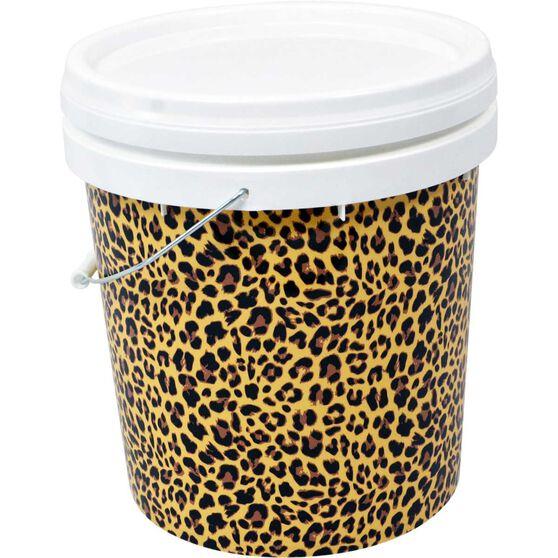 SCA Design Pail -  Leopard, 15 Litre, , scanz_hi-res