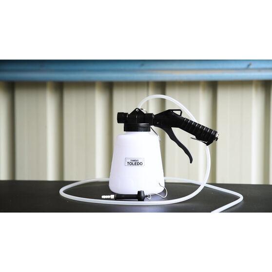 Toledo Brake Bleeder and Fluid Extractor 1 Litre, , scanz_hi-res