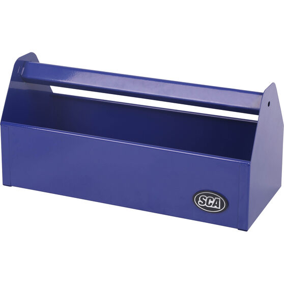 SCA Tote Tool Box - Blue, , scanz_hi-res