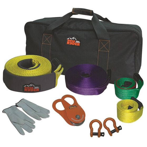 Ridge Ryder 4WD Recovery Kit, , scanz_hi-res