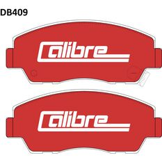 Calibre Disc Brake Pads DB409CAL, , scanz_hi-res