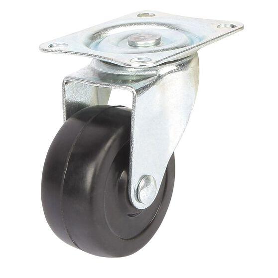 SCA Castor Wheel - 50 x 22mm, Plastic, Swivel, , scanz_hi-res