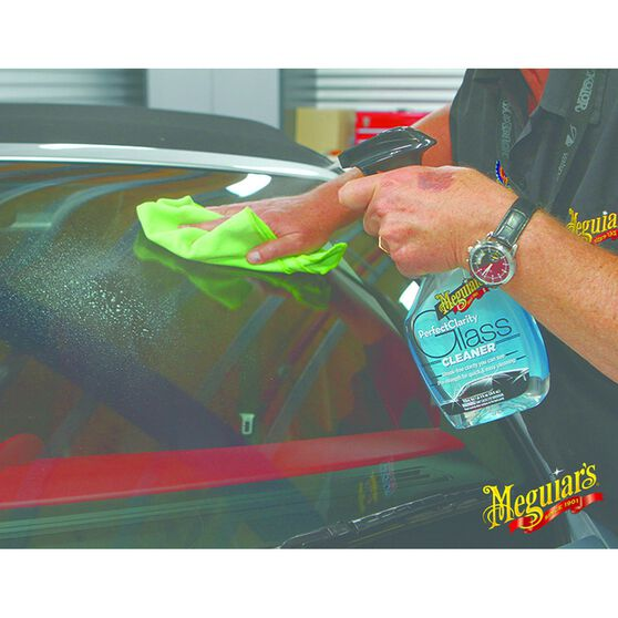 Meguiar's Perfect Clarity Glass Cleaner 710mL, , scanz_hi-res