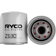 Ryco Oil Filter Z630, , scanz_hi-res