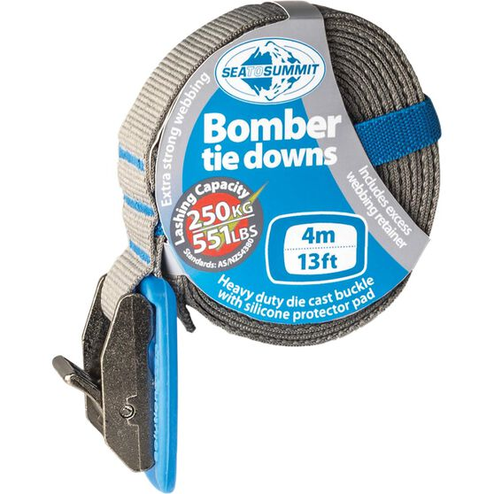 Sea to Summit Bomber Tie Down Blue 4m, , scanz_hi-res