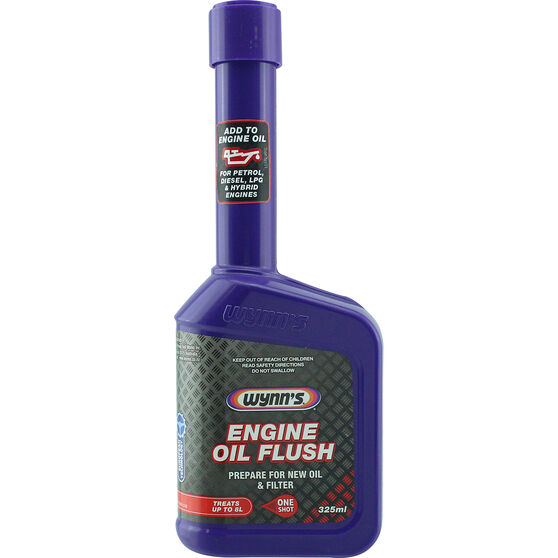 Wynn's Engine Oil Flush - 325mL, , scanz_hi-res