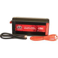 SCA MSW Power Inverter - 700W, , scanz_hi-res