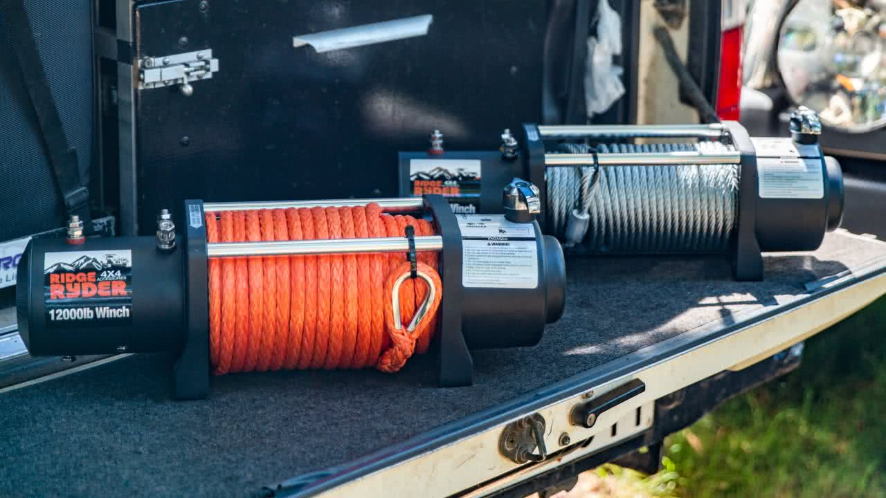 Winch Installation Guide on