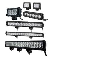 Selected Driving Lights & Bars