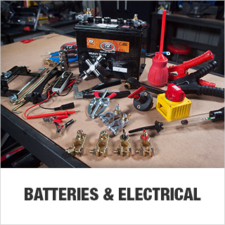 Batteries & Electrical