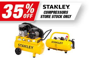 Stanley Air Compressors